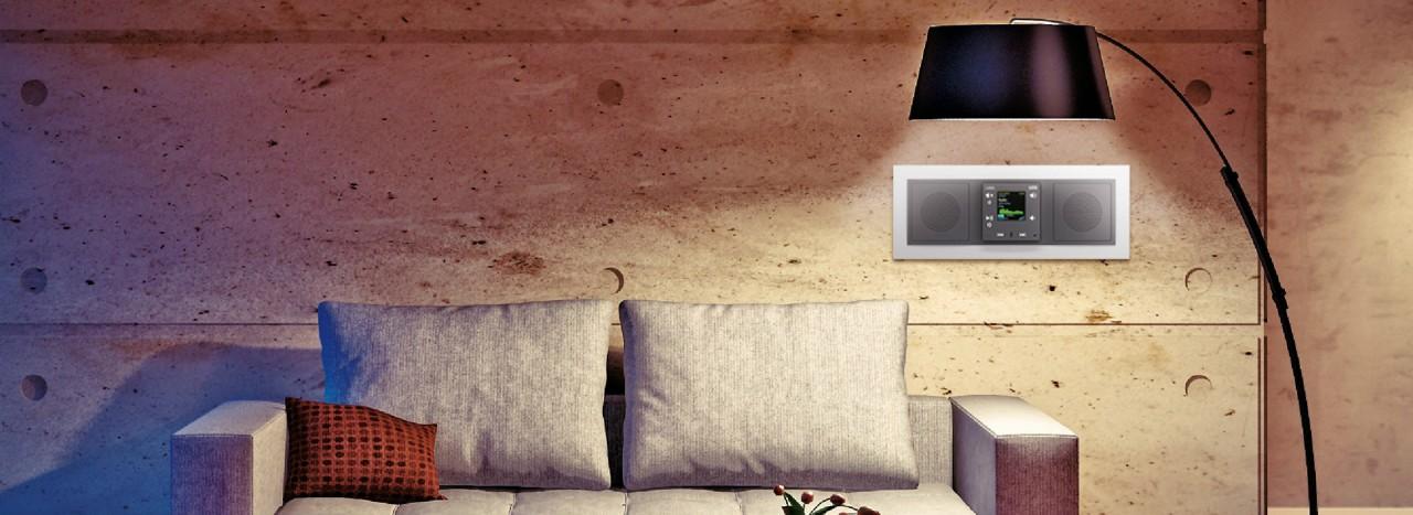 Lara radio and intercom configurator inels smart home for House configurator