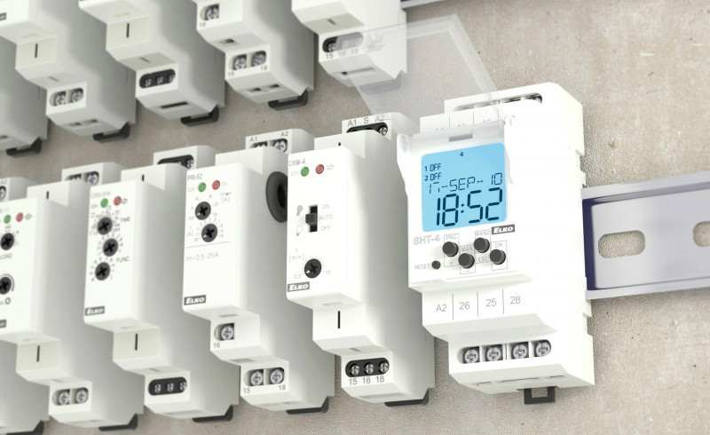 The Timer With A Wide Range Of Uses Inels Smart Home