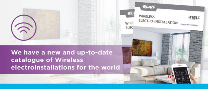 We have a new and up-to-date catalogue of Wireless (RF) electro installations for the world photo