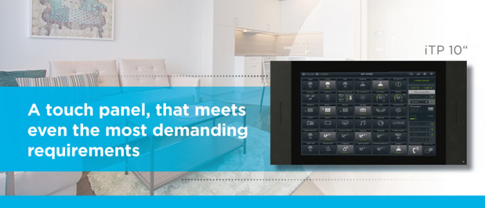A touch panel that meets even the most demanding requirements photo