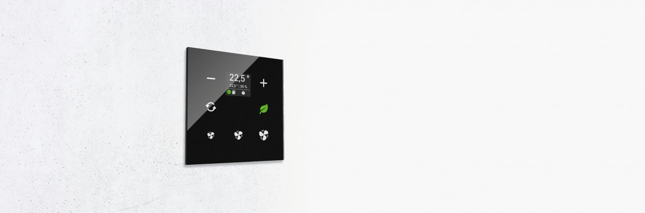 Glass Thermostat slide image